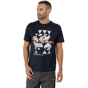 Regatta Fingal III T-Shirt Men Navy